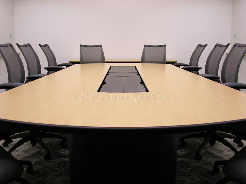 会议总公司空间 库存照片