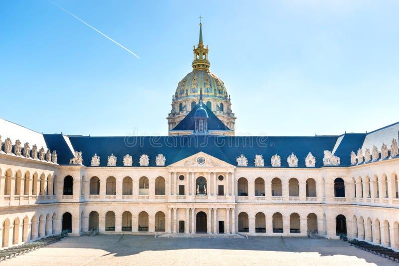 伟大的法院博物馆 免版税库存照片