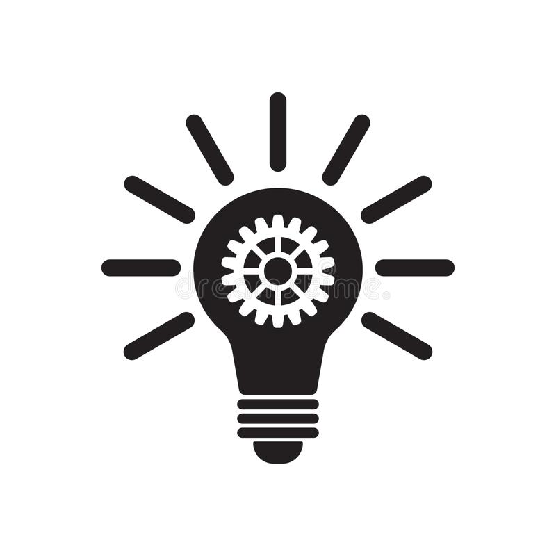 传染媒介创新象 向量例证