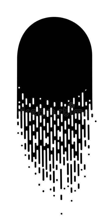 传染媒介半音转折摘要墙纸 黑白涨落不定环绕了现代平的网的线背景 库存例证
