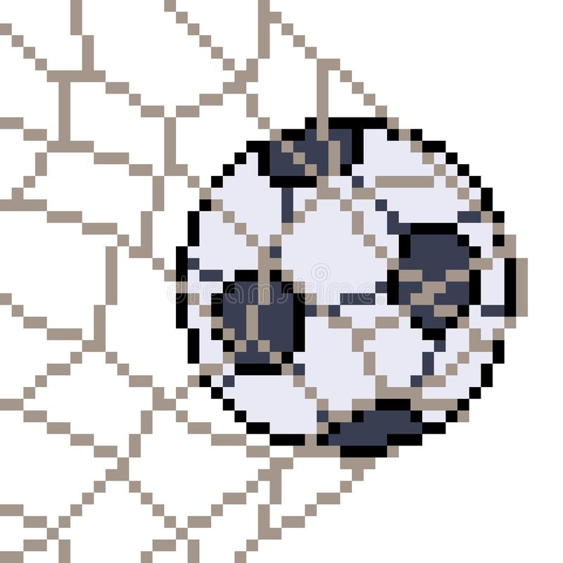 传染媒介映象点艺术橄榄球 库存例证