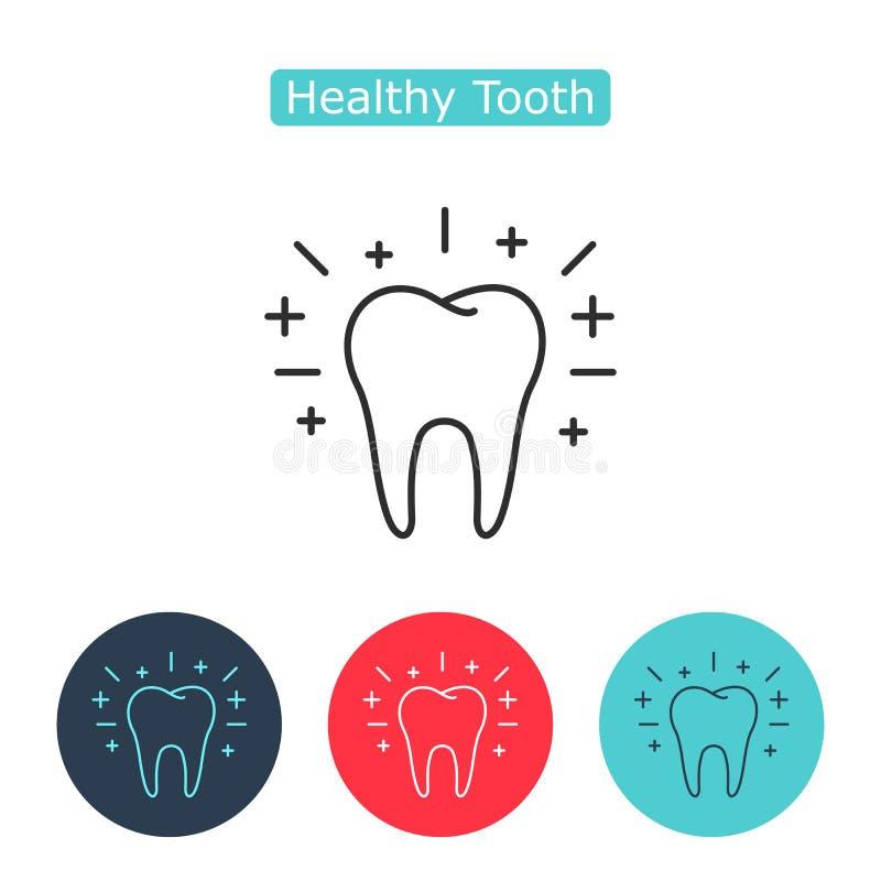 传染媒介概述牙象 向量例证