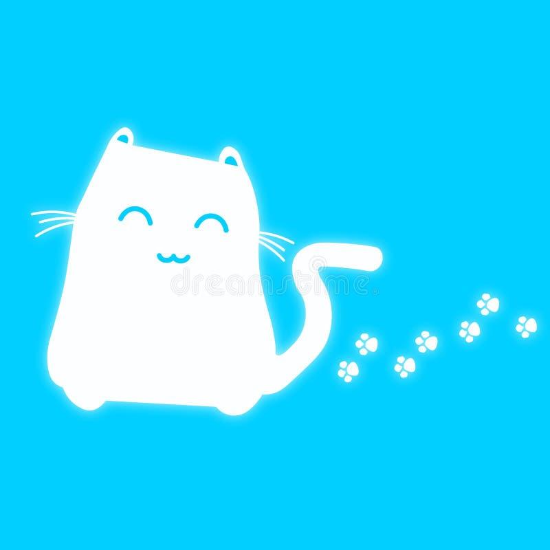传染媒介猫氖 库存图片