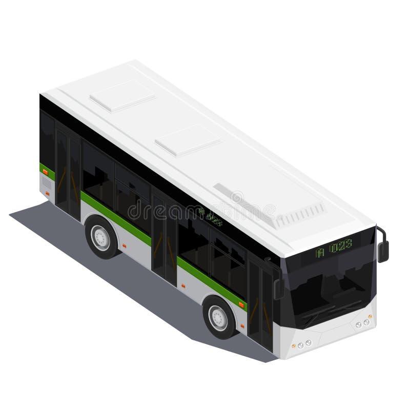 传染媒介等量公共汽车 皇族释放例证