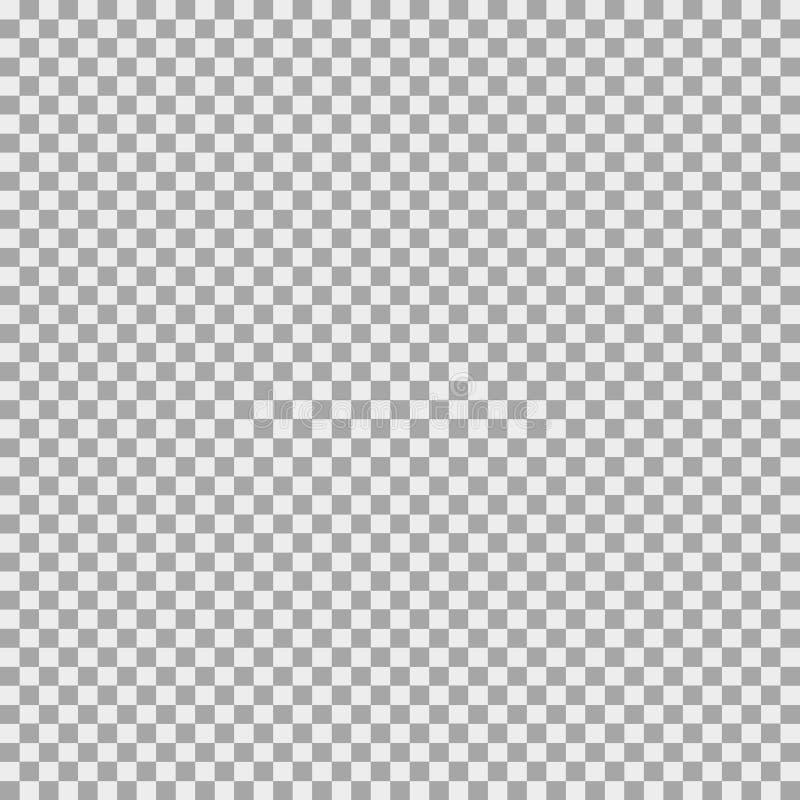 传染媒介透明棋盘 背景的透明样式 也corel凹道例证向量 向量例证