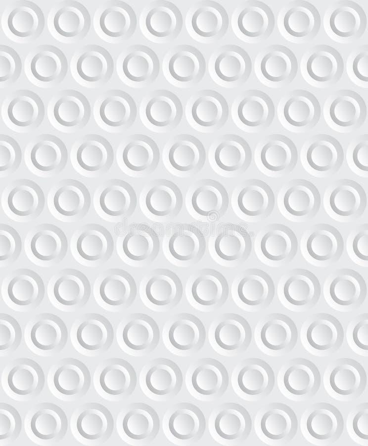 传染媒介圈子灰色背景样式 库存例证