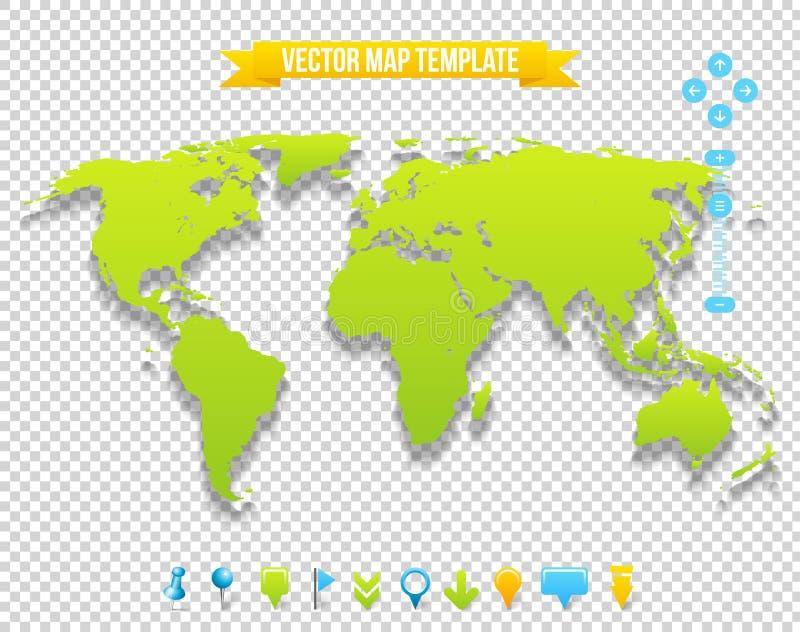 Download 传染媒介地图模板 向量例证. 插画 包括有 颜色, 标志, 查出, 设计, 靠山, 蓝色, 数字式, 背包 - 30334171