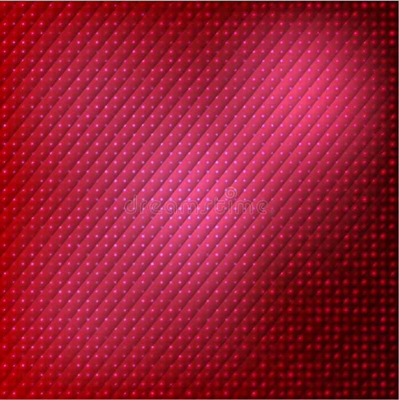 传染媒介抽象线模板 对象设计 库存例证
