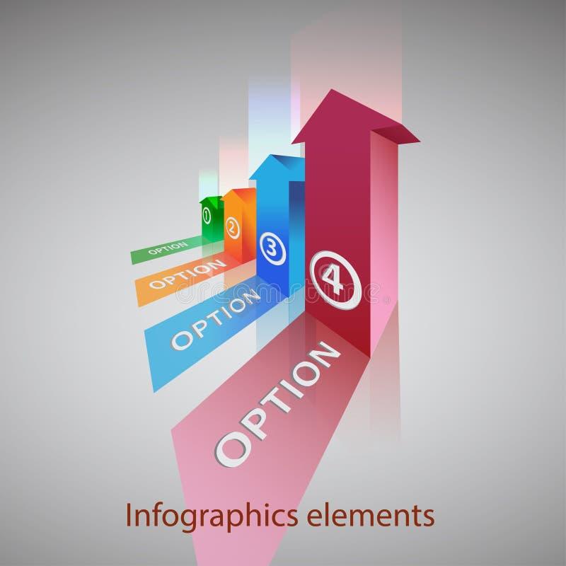 Download 传染媒介抽象3d infographic元素 向量例证. 插画 包括有 创造性, 商业, 箭头, 现代, 数据 - 59102301