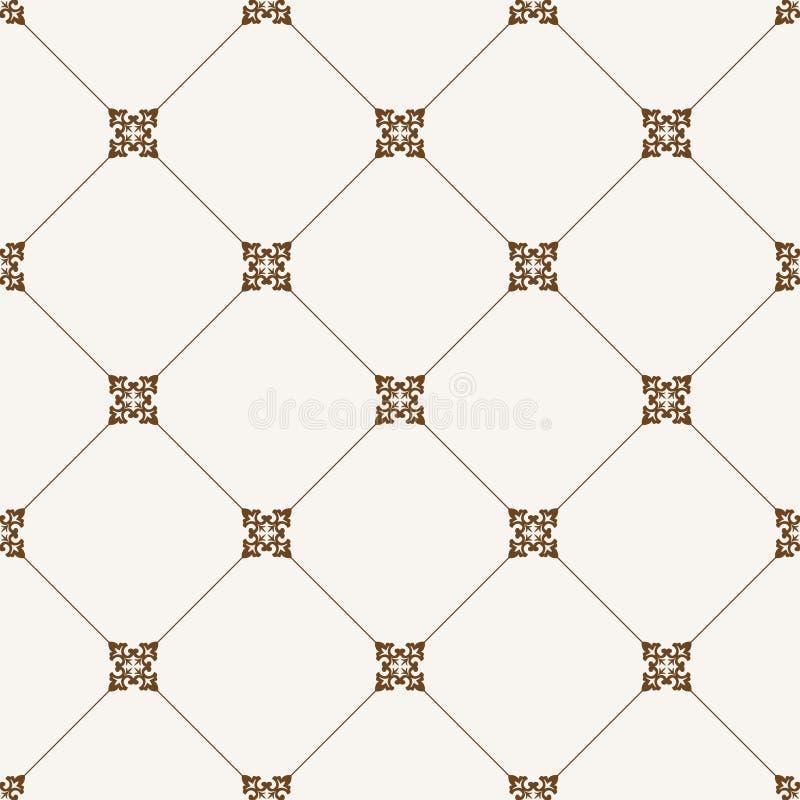 Download 传染媒介无缝的瓦片样式 现代时髦 向量例证. 插画 包括有 织品, 要素, beautifuler, 华丽 - 62529003