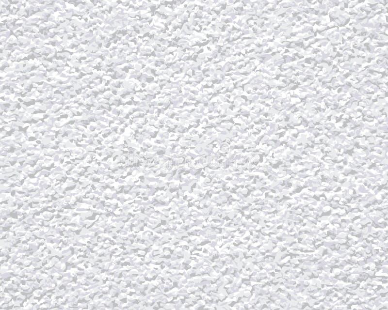 传染媒介水泥膏药墙壁背景 库存例证