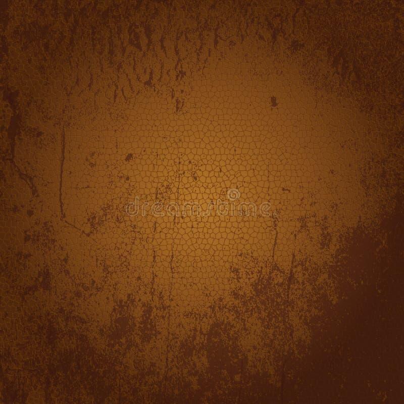 传染媒介皮革背景 向量例证