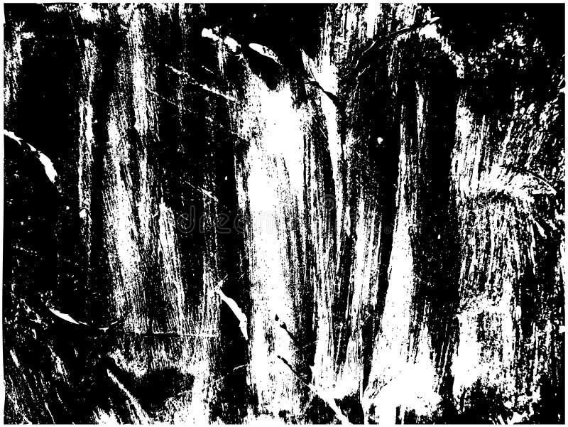 传染媒介磨擦的纹理 库存例证