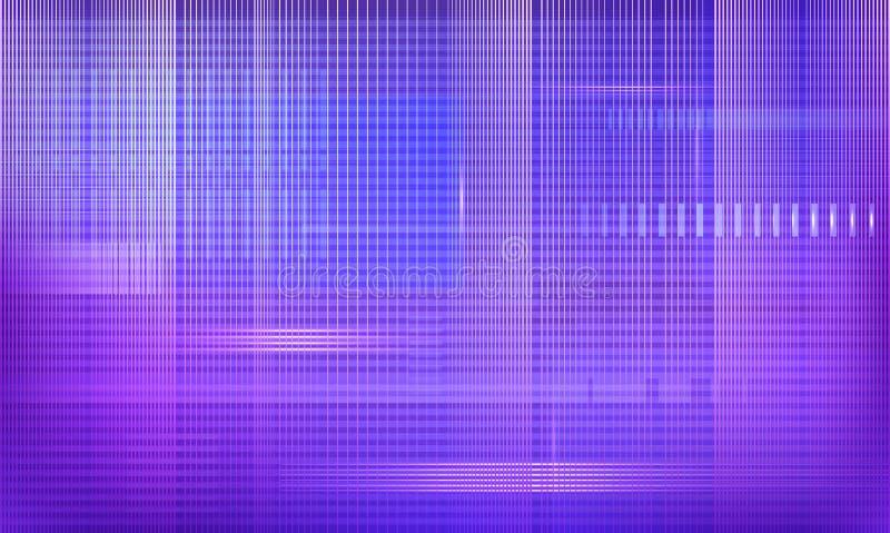传染媒介蓝色techno背景 向量例证