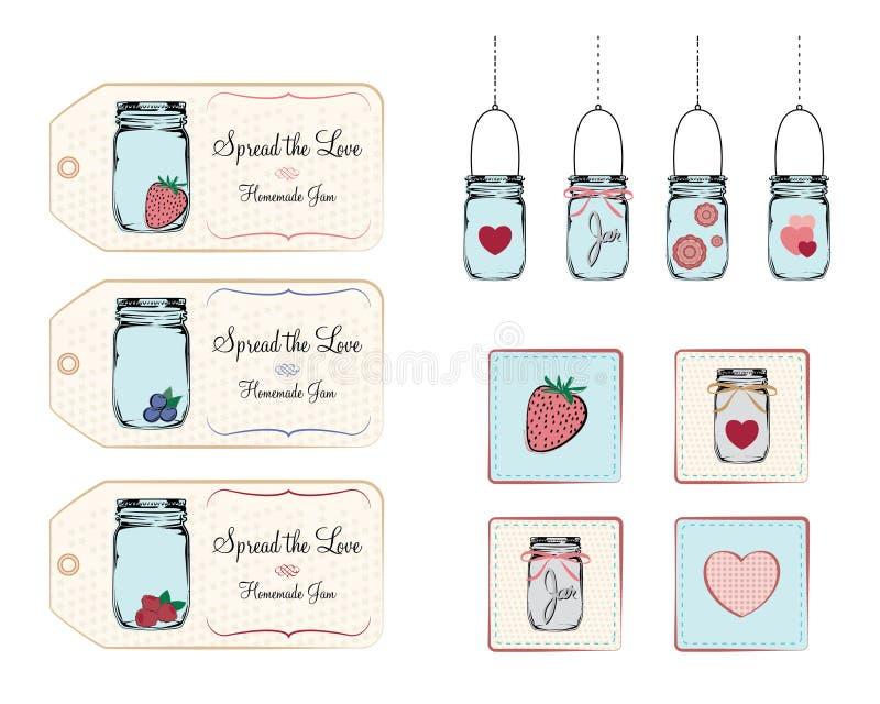 Download 传染媒介金属螺盖玻璃瓶 向量例证. 插画 包括有 古雅, 收集, ,并且, 花卉, 泥工, 装饰, 例证 - 59110380