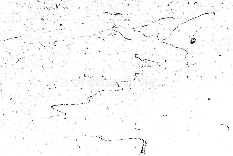 传染媒介难看的东西纹理 库存例证