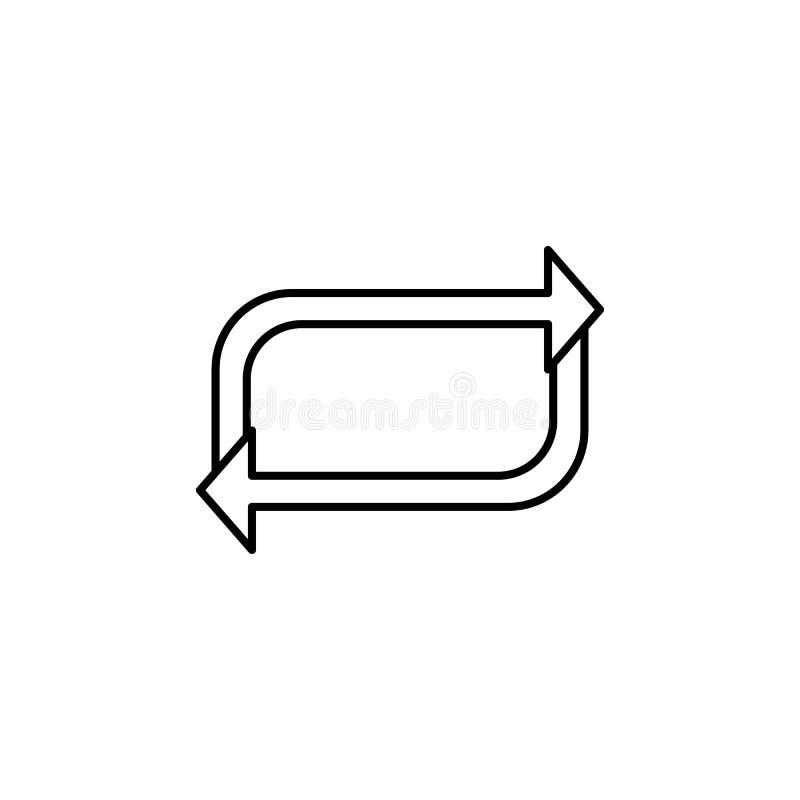 传染性的手象 简单的象,网络设计,流动app,信息图表的元素网站的 网站设计的稀薄的线象 皇族释放例证
