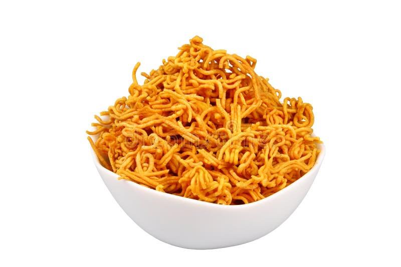传统印第安快餐 免版税库存照片