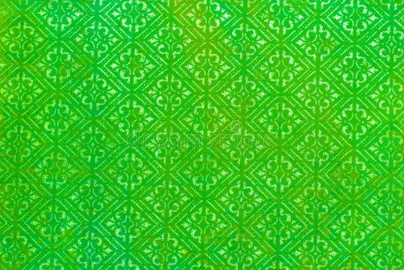 传统古板的金刚石形状样式 免版税库存图片