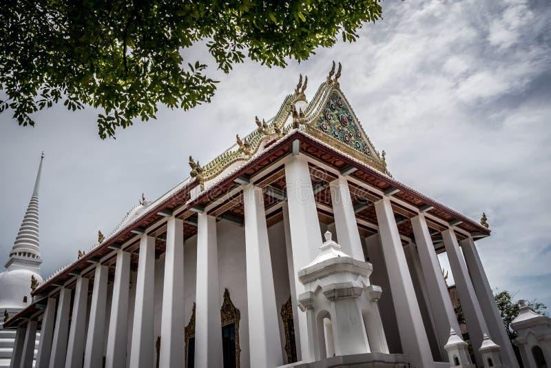 传统寺庙在泰国 图库摄影