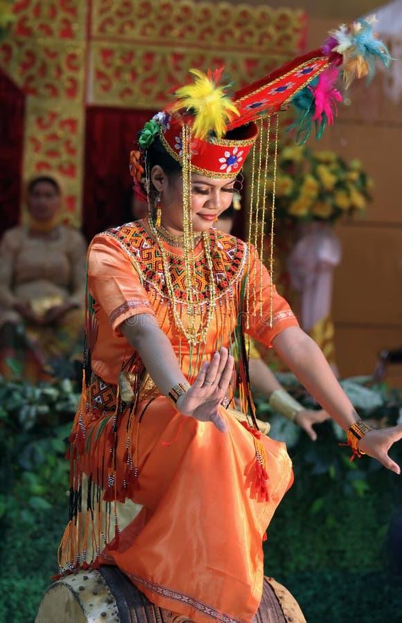传统的舞蹈 库存图片