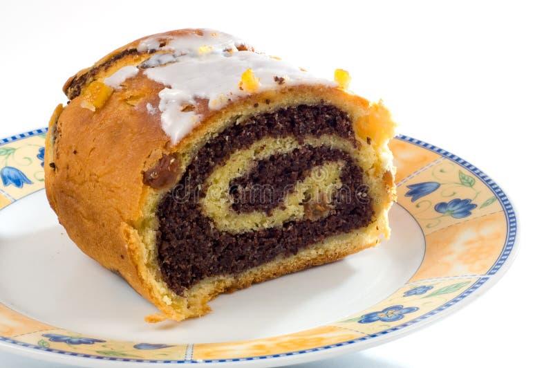 传统的蛋糕 图库摄影