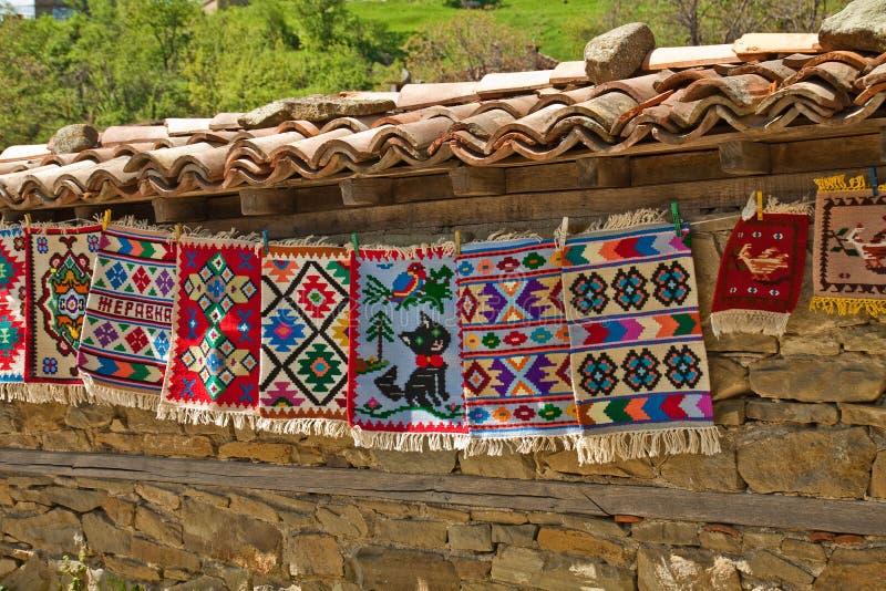 传统的针织品 免版税库存照片