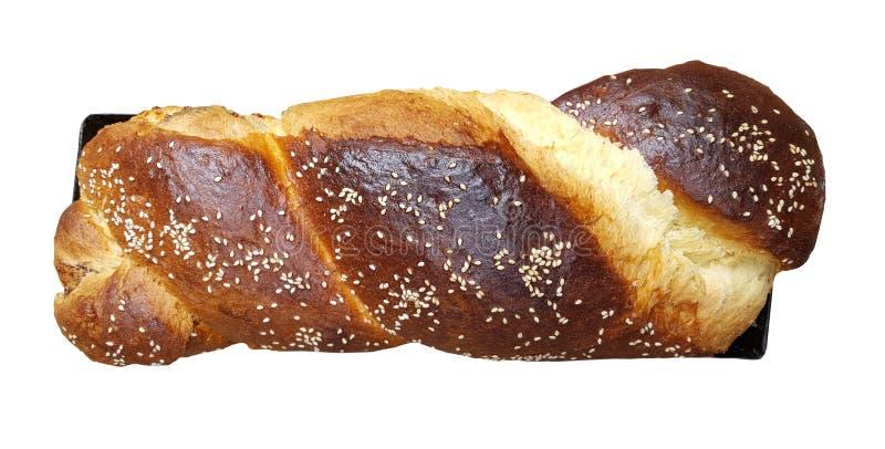 传统蛋糕罗马尼亚语 库存照片