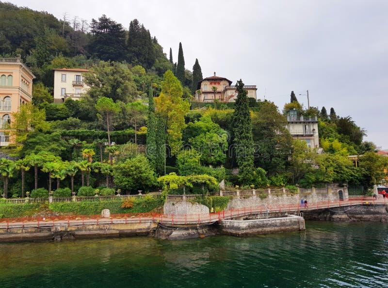 传统议院在意大利 库存图片