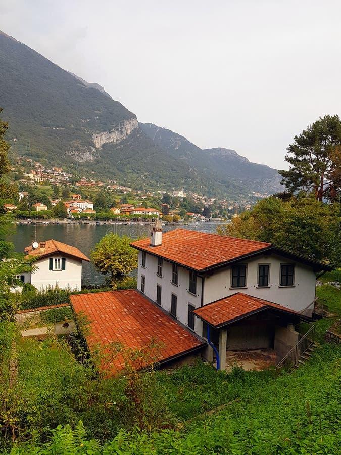 传统议院在意大利 库存照片