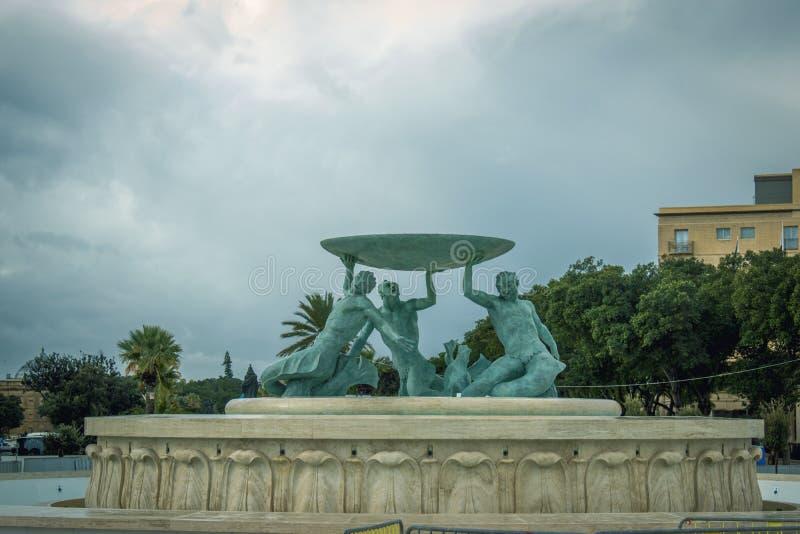 传统马尔他建筑学马耳他大厦传统议院和街道旅游业概念旅行背景异乎寻常的destinati 免版税库存图片