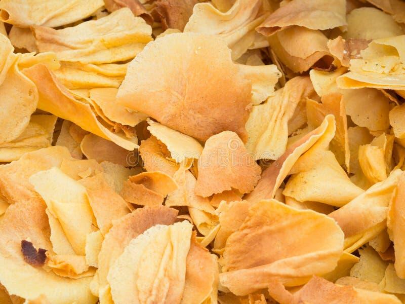 传统Brigidini特写镜头从兰波雷基奥的:酥脆, thi 库存图片