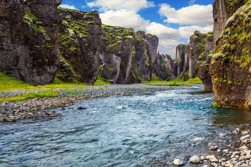 传说和传奇峡谷  库存照片