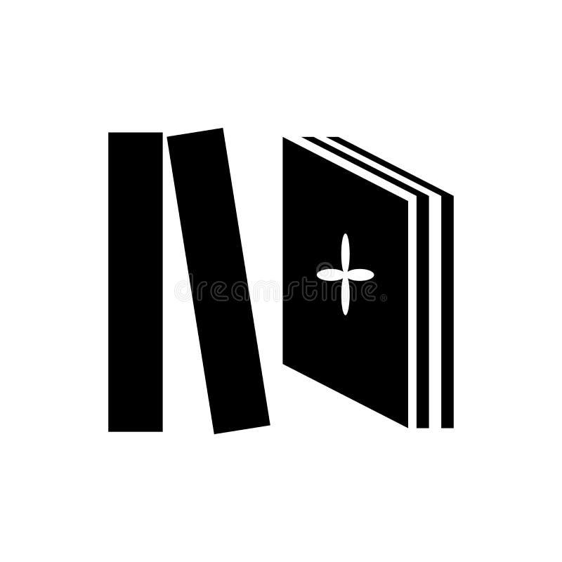 传说象在白色背景和标志隔绝的传染媒介标志,传说商标概念 库存例证
