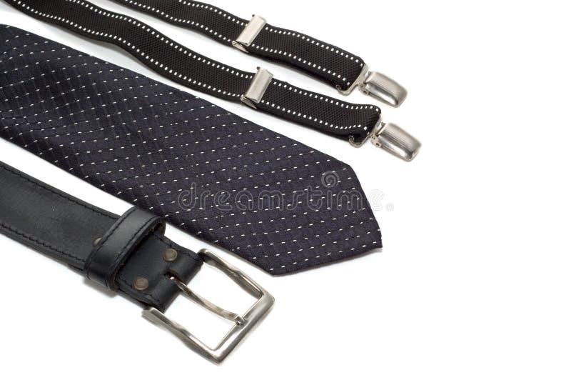 传送带悬挂装置关系 免版税图库摄影
