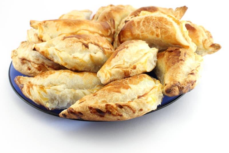 传统南美食物 库存图片