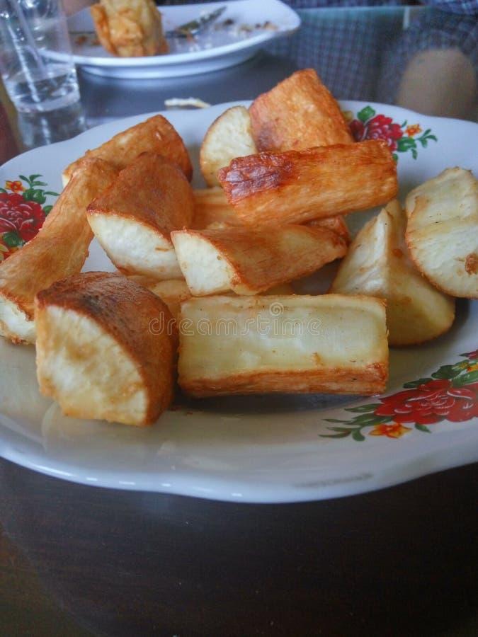 传统的食物 免版税图库摄影