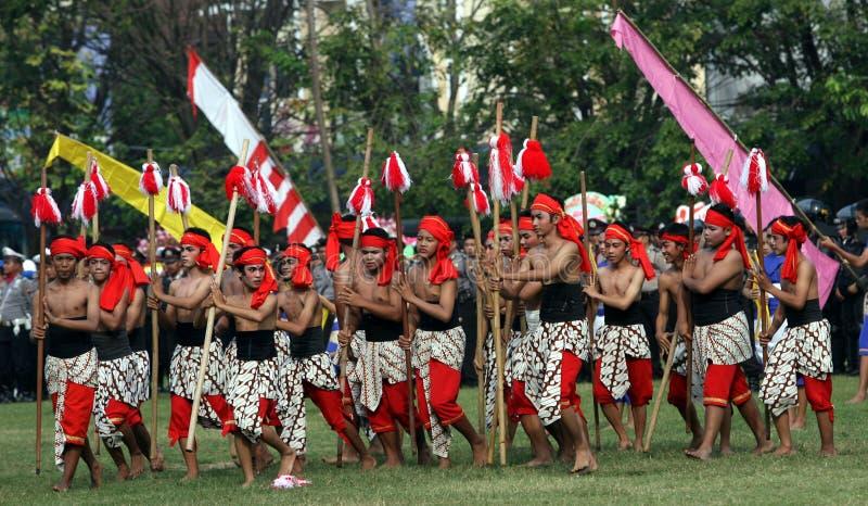 传统舞蹈 免版税库存照片