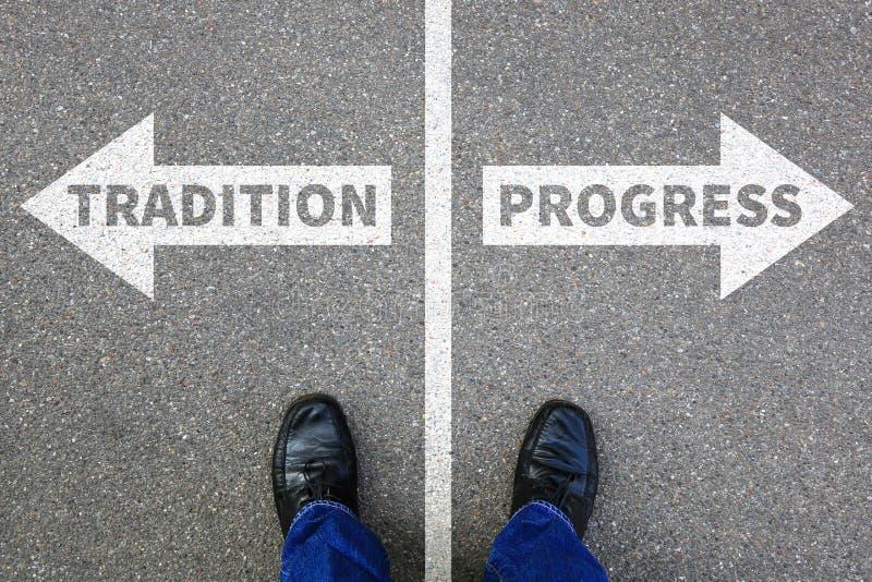 传统进展未来管理评估分析公司 免版税图库摄影