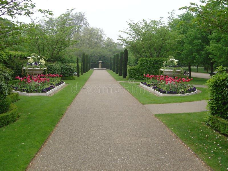 伦敦公园 库存图片