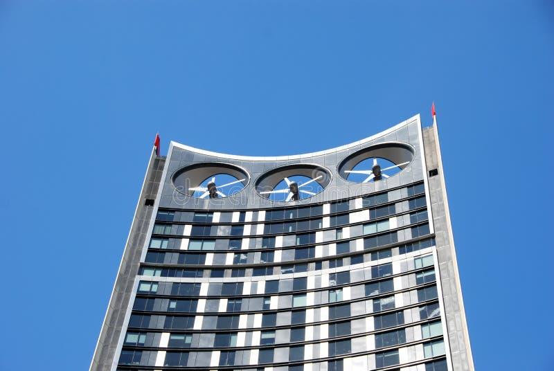 伦敦地层塔 免版税图库摄影