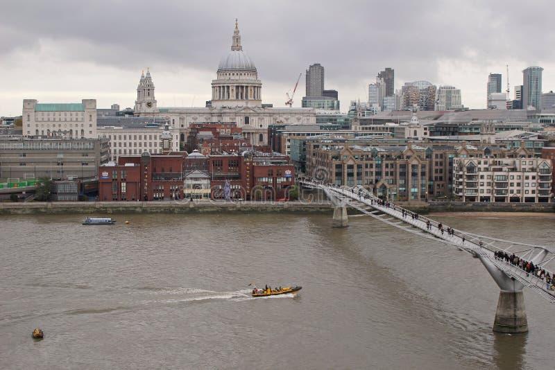 伦敦地标 免版税库存图片