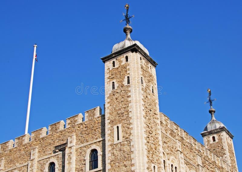 伦敦塔 免版税库存图片