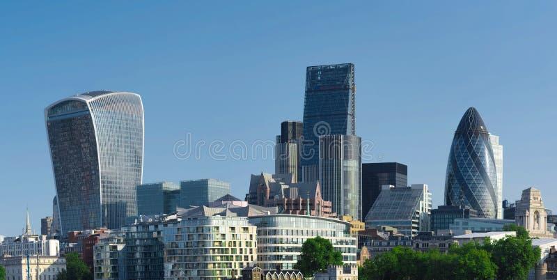 伦敦市 库存图片