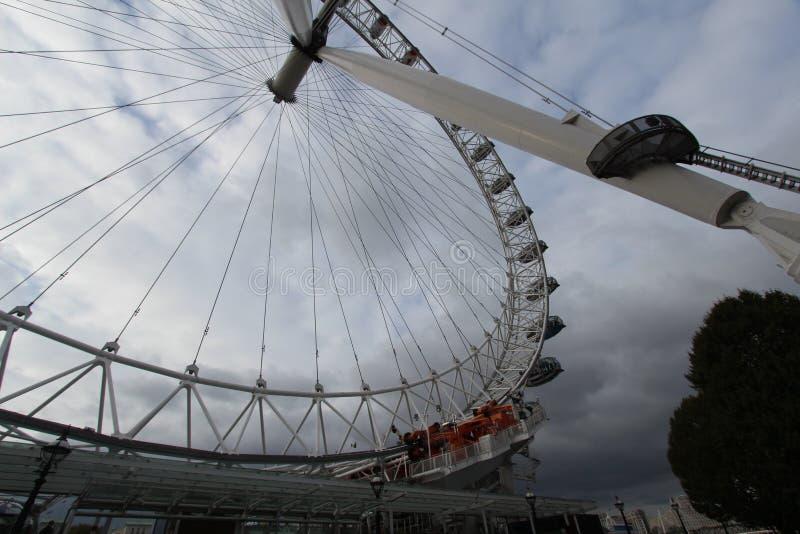 伦敦注视2015好的吸引力 库存图片
