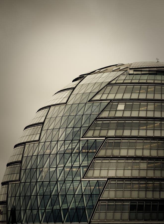 伦敦建筑学 免版税库存照片