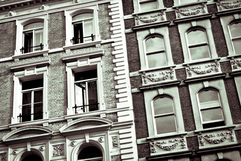 伦敦建筑学 图库摄影