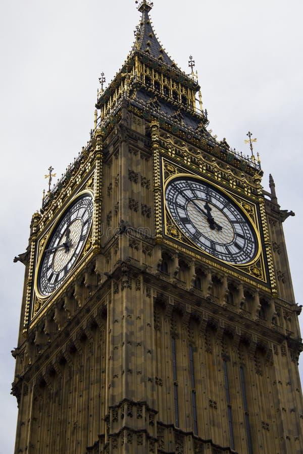 伦敦` s大本钟 库存图片