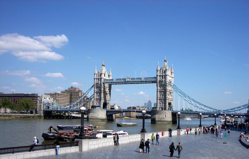 伦敦100 免版税库存照片