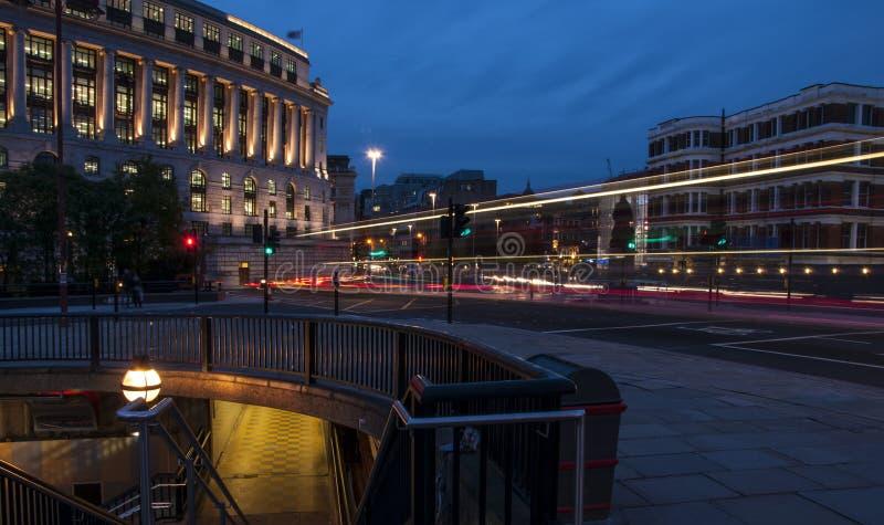 伦敦Blackfriars 图库摄影